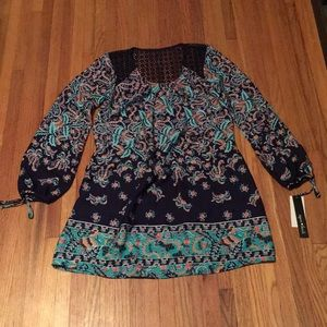 NWT Sequin Hearts Dress size Small